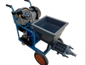 311 mortar spraying machine
