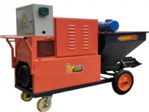 511 mortar spraying machine